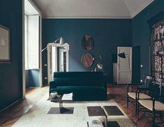 Beautiful Interiors: Retro Style Milano Brera by Dimore Studio