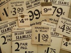 price_tags.jpg (375×281) #type #tag #vintage #price
