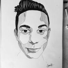 IMG_3126 #graphisme #the #portrait #hautreux #essential #camille