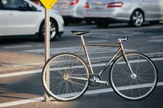 Beautiful Bicycle: Kyle\'s Tokyo Fixed and Death Spray Custom Ono Track