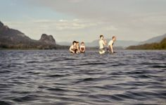 Aaron Rayburn #photograph #photography #blue #river #oregon