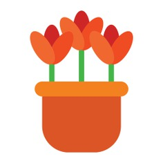 See more icon inspiration related to flower, garden, tulip, blossom, botanical, tulips and nature on Flaticon.