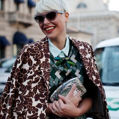 On the Street…..After Gucci, Milan « The Sartorialist #fashion