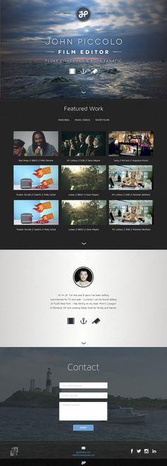 John-piccolo-web-design #portfolio