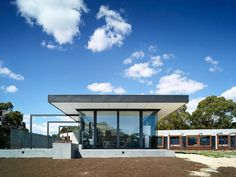 Uniquely Built Sustainable House in Ballarat, Australia by Rachcoff Vella Architecture