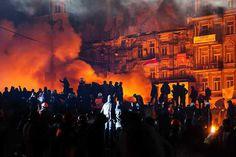 Euromaidan Revolution by Mikhail Palinchak #inspiration #photography #documentary