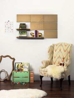 Riveli Shelving Luxe Series