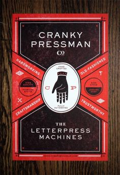 Dan Blackman: Graphic Design, Illustration & Web #print #design #graphic #letterpress