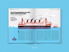 8½ Magazine on Behance #43t34t