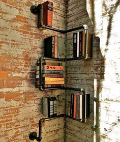 (1) Tumblr #innovation #design #books #genius #bookshelf