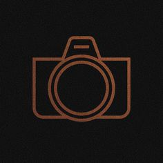 Camera Icon Design by Sascha Elmers · #icon #icons #icondesign #iconography #iconset #iconic #iconaday #pictogram #picto #piktogramm #symbo