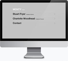 Simon Foster | Home #website #helvetica
