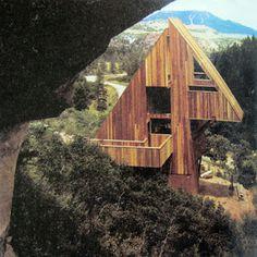 Arley Rinehart Associates, Cabin #cabin #architecture #house