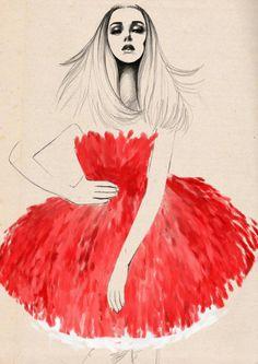 Illustrations by Shandra Suy #shandra #suy #illustrations