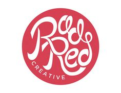Rad Red Creative Logo by David Alonso