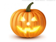 Jack o' lantern, halloween pumpkin icon (psd) Free Psd. See more inspiration related to Halloween, Icon, Nature, Icons, Orange, Pumpkin, Psd, Lantern, Horizontal, Jack and Isolated on Freepik.