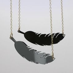 Strå — Feather chain