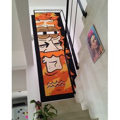 Barbas #indoor #barbas #art #streetart