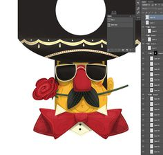 07_10_13_process_elmariachiwines_7.2.jpg #packaging #illustration #wine