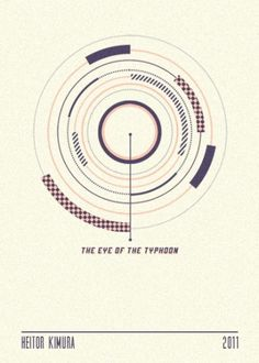 Heitor Kimura #of #heitor #retro #desing #the #eye #kimura #poster #typhoon