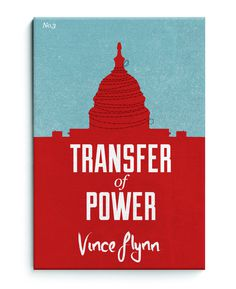 Transfer of Power #redesign #design #book #cover #illustration #type