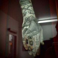Words for Young Men #hand #tattoos #horse