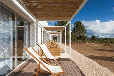 Pe no Monte by [i] DA Arquitectos - www.homeworlddesign. com (2) #travel #portugal