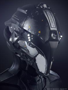 694_max.jpg (1199×1600) #helmet #scifi