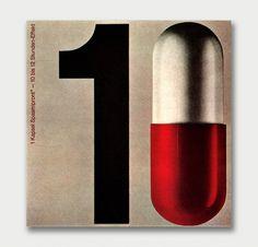 Mid-Century Modern Pharmaceuticals – Europe, 1960s / Aqua-Velvet