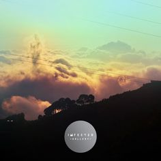 Cloudscape #clouds #mountain #shape #nature #symbol #beauty
