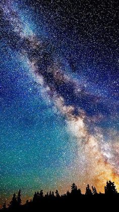 Sky Full of Stars iOS Wallpaper
