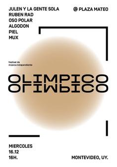 Poster / Olimpico Music Festival