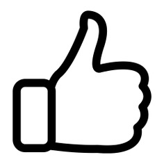 See more icon inspiration related to like, finger, thumb up, hands and gestures on Flaticon.
