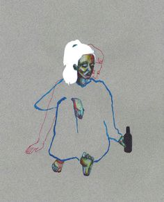 Empty - Katie Melrose #beer #drinking #portrait #girl