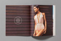 Aguaclara by Infinito #print #magazine #mark #logo