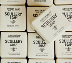Hudson Made Packaging #soap