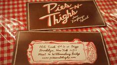 pies1.jpg (JPEG Image, 650x365 pixels) #lettering #menu #food #type #typography