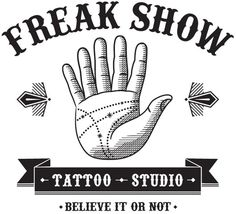MINIMALSONIC #logo #tattoo #freak #show