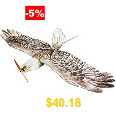Dancing #Wings #Hobby #EPP #Bubble #Bionic #Aircraft #Model #Mini #Eagle #Wings #1200MM #- #MULTI