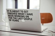 Chris Rehberger - Freunde von Freunden — Chris Rehberger #laptop #phrase #mac