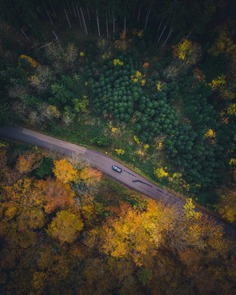 Austria From Above: Stunning Drone Photography by Ogik Jatmiko