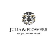 Julia & Flowers on Behance