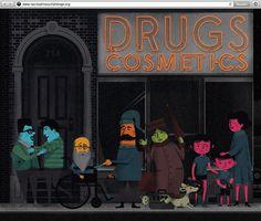 I Shot Him: NYC Readiness Challenge Website #illustration