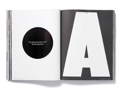 Plastique Magazine: Issue 3 #type #layout #book