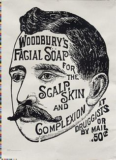 Vintage Grooming product ad