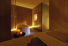 Four Seasons – Spa Interior Design by Patricia Urquiola - #bath, #interior, #decor, #spa