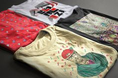 LOLLAPALOOZA - CAMISETAS OFICIAIS on Behance