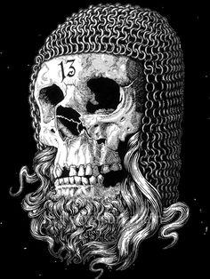 Kustom♔King: Photo #skull king