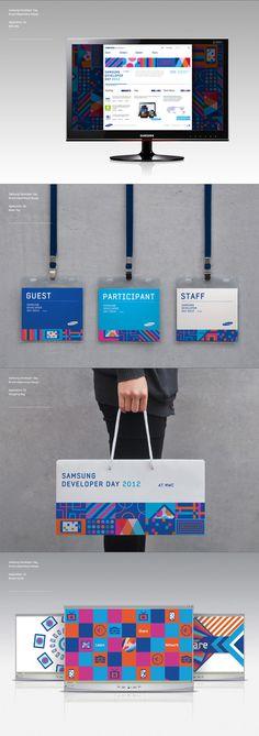 Samsung Developers Brand eXperience Design on Behance