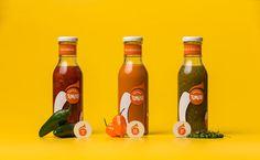 Salsas Tumbao #packaging #pepper #salsa